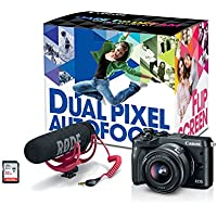 Canon EOS M6 Video Creator Kit