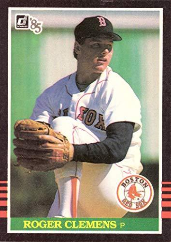 (1985 Donruss Baseball #273 Roger Clemens Rookie Card )