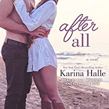 After All Audiobook by Karina Halle Narrated by Paul Woodson, Stephanie Rose