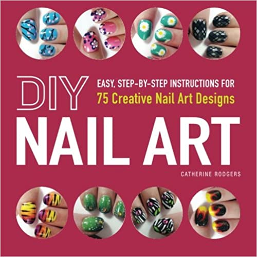 Download E Book For Kindle Diy Nail Art Easy Step By Step