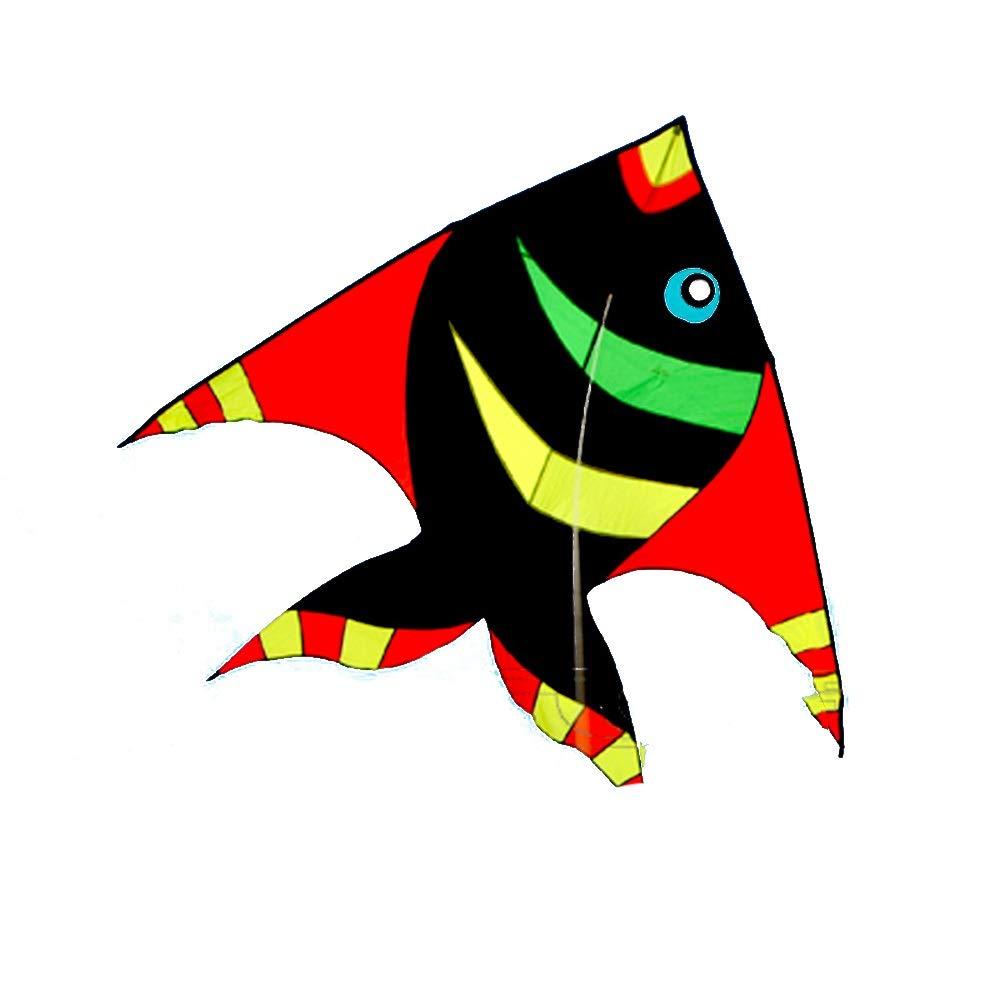 凧,カイトフライング 大人用大型子供用そよ風凧 B07QXCQMY3、プロ初心者用凧(リール付) 屋外のおもちゃを飛ばすのが簡単 (色 : D) A B07QXCQMY3 A D) A, タイガー魔法瓶:95f6f53f --- ferraridentalclinic.com.lb