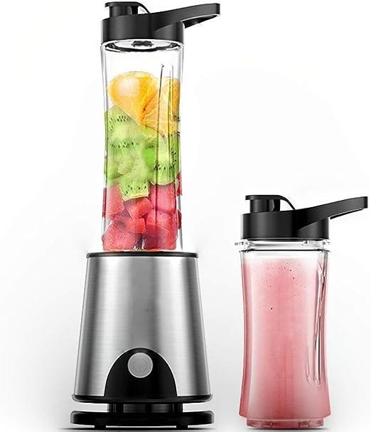 TYUIO Personal Blender, botellas Smoothie licuadora con 600 ml + ...