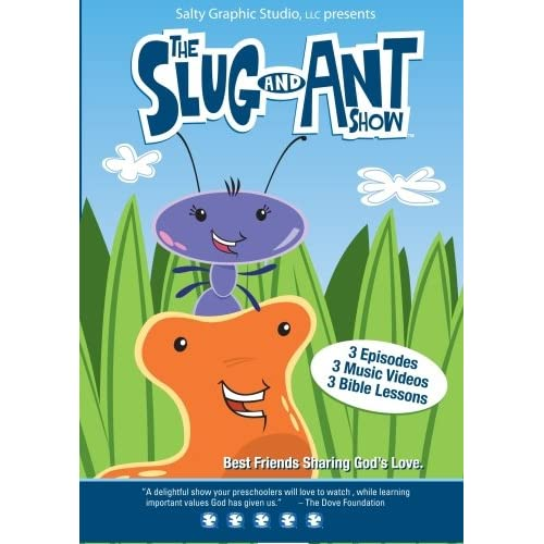 The Slug And Ant Show: Best Friends Sharing God s Love (Volume 1) movie