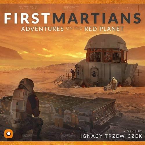 First Martians Board Games ()