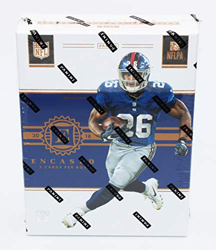 Legends Box Hobby - 2018 Panini Encased NFL Football Hobby Box