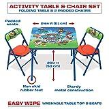Paw Patrol Activity Table Sets – Folding