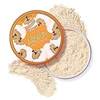 Coty Airspun Loose Face Powder 2.3 oz. Polvo facial suelto de tono translúcido, para maquillaje o como base, ligero, duradero