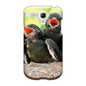 Durable Hard Cell-phone Cases For Samsung Galaxy S4 Mini (lta15054CCJH) Unique Design Attractive Cute Family Skin