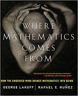 Where Mathematics Come From: How The Embodied Mind Brings Mathematics Into Being: Amazon.es: George Lakoff, Rafael Nunez: Libros en idiomas extranjeros