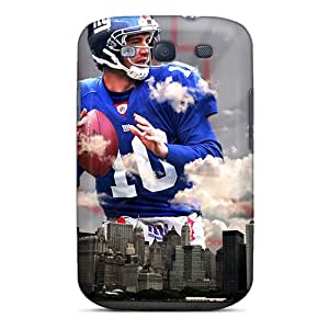 Protector Hard Cell-phone Cases For Samsung Galaxy S3 With Customized Beautiful New York Giants Skin SherriFakhry