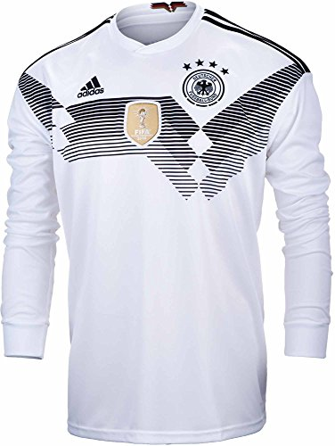 soccer germany home long sleeve