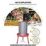 Hydraulic Fruit Wine Press