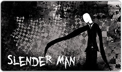 Slender Man Playmat by Inked Playmats