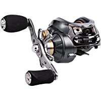 Low Profile Baitcasting Fishing Reels, 12 Stainless Steel...