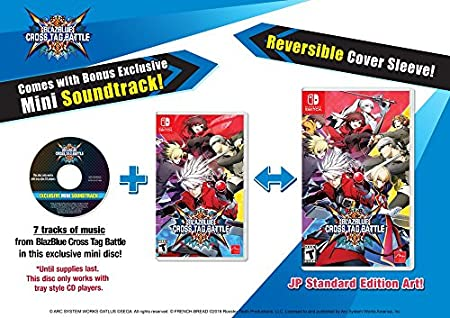 BlazBlue Cross Tag Battle - Nintendo Switch