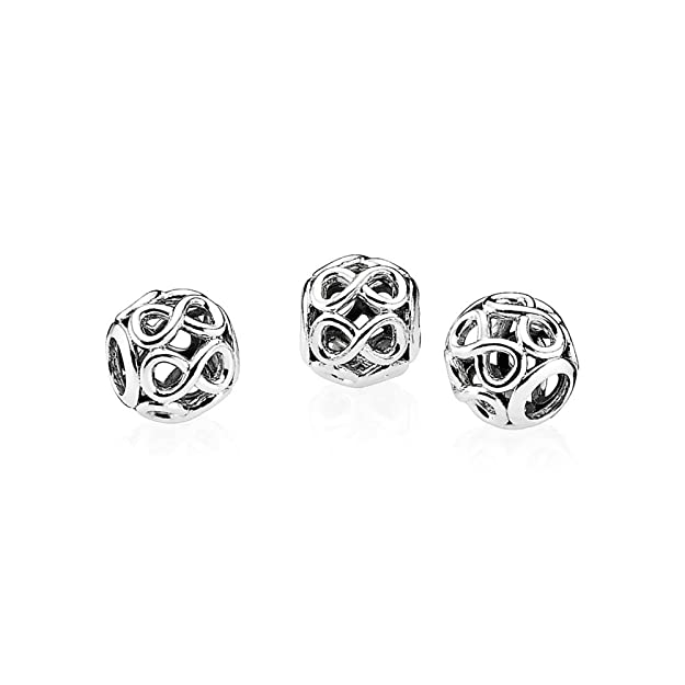 Pandora Women Silver Bead Charm - 791872 5DLKow