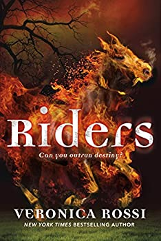 Riders by Veronica Rossi YA fantasy book reviews
