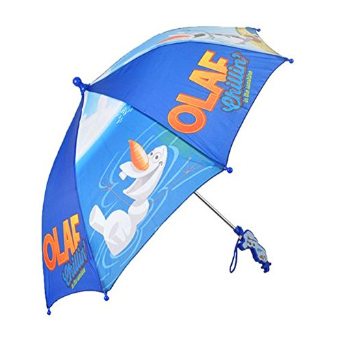 Disney Frozen Olaf Toddler Umbrella With 3D handle