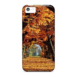 High Quality Saraumes Autumn Skin Specially Diyed For Diy For SamSung Galaxy S4 Mini Case Cover
