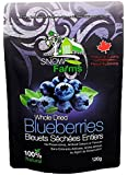Snow Farms Whole Dried Blueberries, 120g
