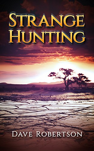 The front cover of Strange Hunting
