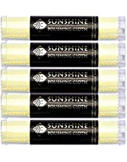Sunshine 5 Polishing Cloths Jewelry Cleaner Tube Silver Brass Gold Copper