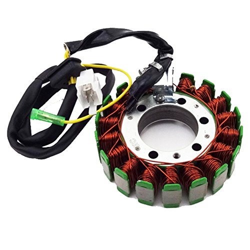 TC-Motor CF250 Scooter 18 Poles Coils Magneto Stator For GY6 250cc Engine CF MOTO NST Big Cheif Ice Bear V3 V5 HONDA CH250 CN250