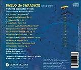 Image of Sarasate: Virtuoso Violin Works