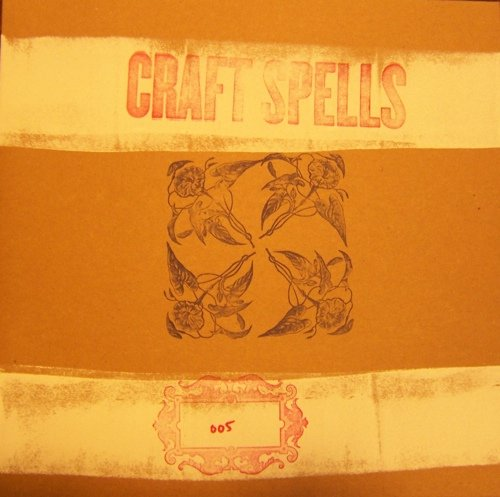 Craft Spells - Sef Titled LP (Hand Numbered Edition)