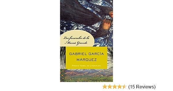 Los funerales de la Mamá Grande (Spanish Edition) See more