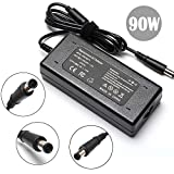 90W AC Adapter Laptop Charger Compatible for HP Elitebook 8470p 8460p 8440p 8460w 8560w 8560p 8570p 8570w 8770w 2760p 2560p 2540p Notebook PC Folio 9470m 9480m Ultrabook Laptop Power Supply Cord Plug
