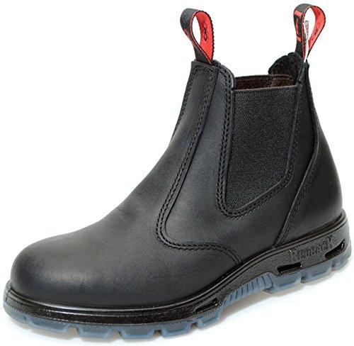 RedbacK Boots USBBK Easy Escape Steel Toe - Black