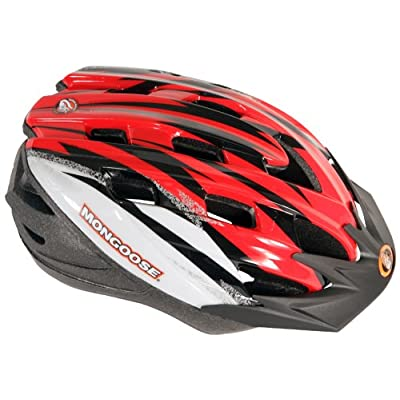Mongoose XR20 Micro Bicycle Helmet (Youth) : Bike Helmets : Sports & Outdoors
