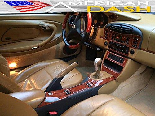 Amazon.com: PORSCHE 911 996 TURBO INTERIOR BURL WOOD DASH TRIM KIT SET 1999 2000 2001: Automotive