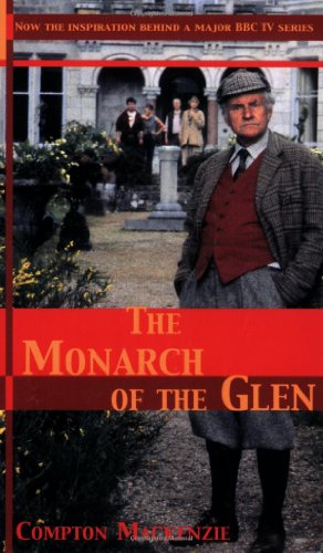 book cover of The Monarch of the Glen