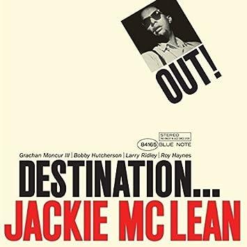 MCLEAN, JACKIE - Destination Out - Amazon.com Music