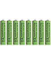 XCSOURCE 8pcs Ni-MH AAA 1800mah 1.2V Rechargeable Batteries Battery Nickel Hydride RC1031