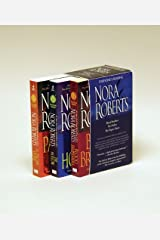 Nora Roberts Sign of Seven Trilogy Box Set Mass Market Paperback