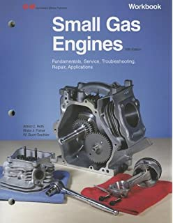 Small gas engines alfred c roth 9781590709702 amazon books small gas engines fundamentals service troubleshooting repair applications fandeluxe Choice Image