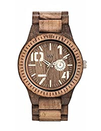 WeWOOD UK Obilvio Watch One Size Choco Nut Rough