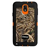 OtterBox Defender Series for Samsung Galaxy Note 3-Retail Packaging-Blaze Orange/Black/Max 5 Design (Discontinued by Manufacturer)