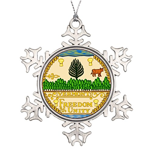 Vermont State Seal - 3
