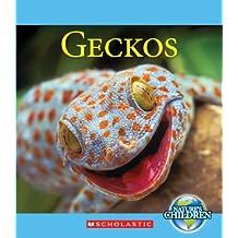 Geckos (Nature's Children)