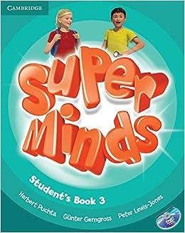 Super Minds 3 Sb/dvd Rom por Günter Gerngross epub