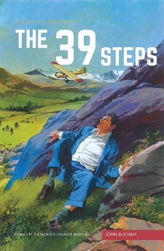 the 39 steps hardcover - 3