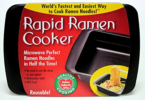 Rapid Ramen Cooker Fast Food at Home!
