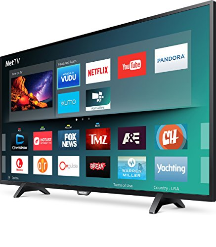 "Philips 43PFL5602 43"" Class 4K  Smart LED TV"