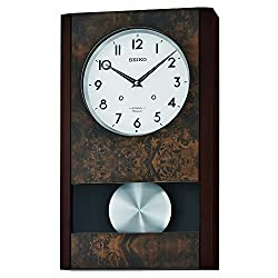Seiko QXM359BLH Japanese Quartz Wall Clock