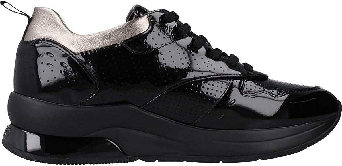 Calzado Deportivo para Mujer, Color Negro (Black), Marca LIU-JO ...