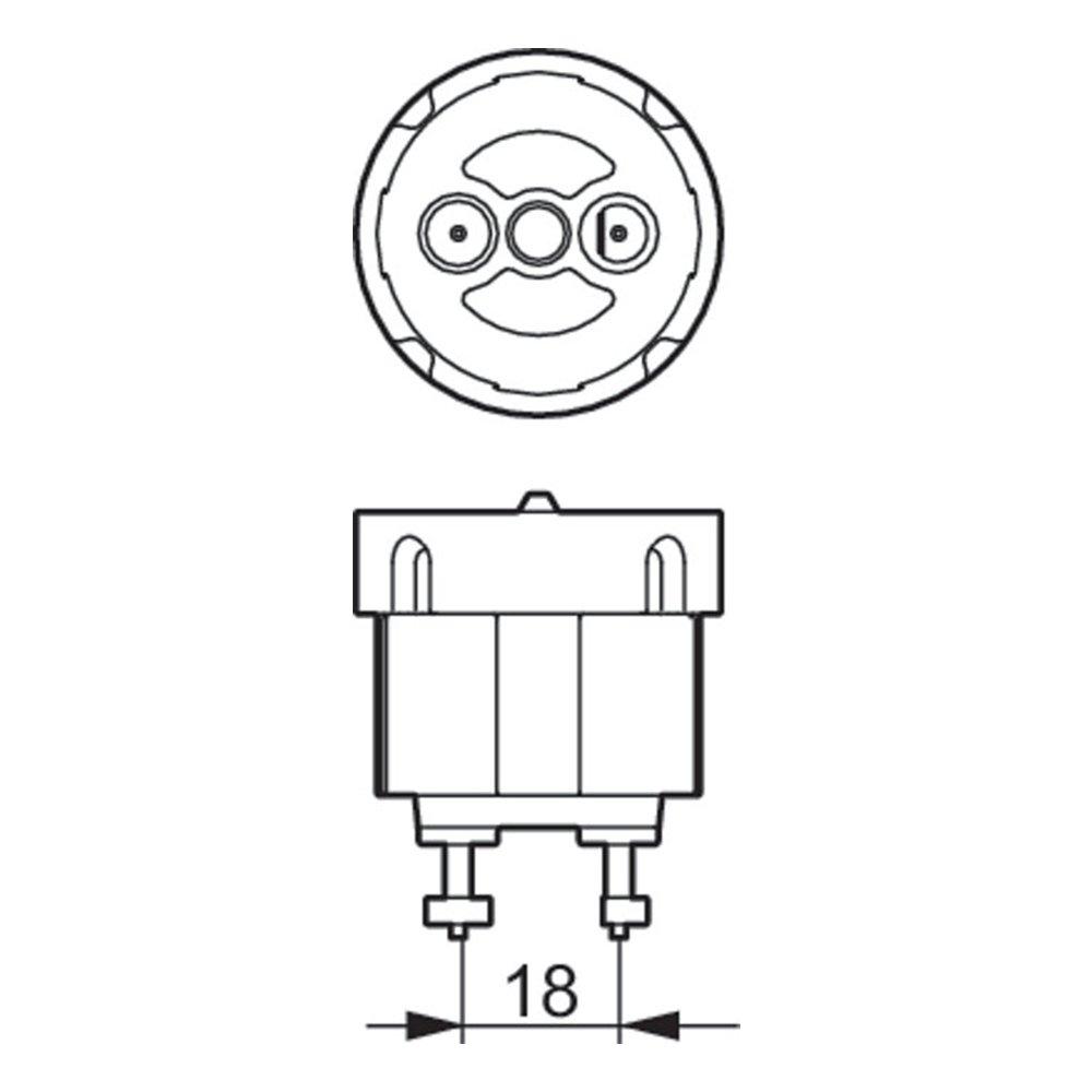 Philips 238089 - CDM EliteMW 210/T12/942/U/O 210 watt Metal Halide Light Bulb